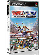 Summer Athletics: The Ultimate Challenge (Sony ... - $7.00