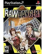 Raw Danger (Sony PlayStation 2, 2007) - $25.00