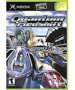 Quantum Redshift (Microsoft Xbox, 2002) - $14.00