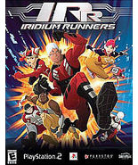 Iridium Runners (Sony PlayStation 2, 2008) - $6.00