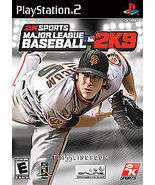 Major League Baseball 2K9 (Sony PlayStation 2, ... - $7.00