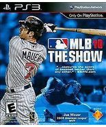 MLB 10: The Show (Sony PlayStation 3, 2010) - $7.00