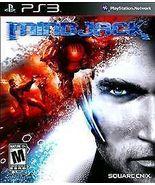 MindJack (Sony PlayStation 3, 2011) - $10.00
