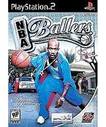 NBA Ballers (Sony PlayStation 2, 2004) - Europe... - $16.00