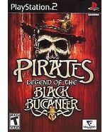 Pirates: Legend of the Black Buccaneer (Sony Pl... - $7.00