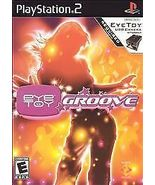 EyeToy: Groove (Sony PlayStation 2, 2004) - $6.00