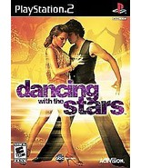 Dancing With the Stars (Sony PlayStation 2, 2007) - $6.00