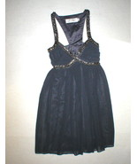 New Womens 6 NWT Lipsy London Dress Dark Gray S... - $360.00