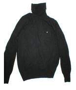 NWT New Womens XS Designer See By Chloe Black Cashmere Wool Sweater Turt... - $898.00