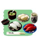 Re-Ment Japanese Sushi Bar #9 Meal Set Retired ... - $69.97