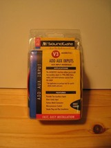 Soundgate AUXMSTVL1 V3 aux-input adapter - for select Volvos and Alpine ... - $39.95
