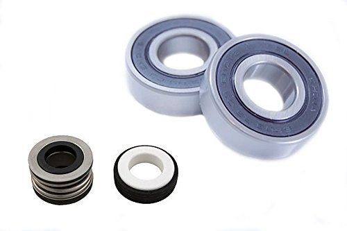 Pool spa motor bearing kit shaft seal and 50 similar items Pool motor bearings