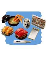 Re-Ment Japanese Sushi Bar #5 Meal Set Retired ... - $69.97