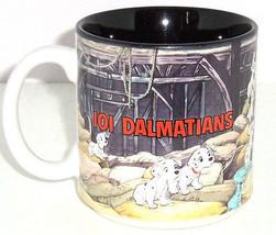 Walt Disney101 Dalmatians Coffee Mug Tea Puppy Dog Retired Vintage Classic - $44.95