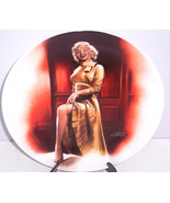 Marilyn Monroe Collector Plate Monkey Business ... - $49.95