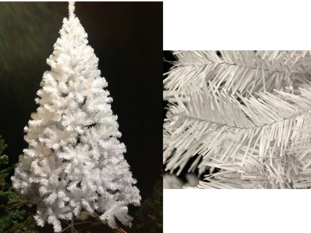 Artificial Christmas Tree White Xmas 6 Ft Sale Fake