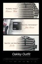 OYPRGMMM16 Oakley Grey Marle Pioneer Front Zip Regular Fit Hoodie Men M Size - $69.99