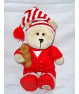 2007 Starbucks Bearista 68th Edition Bear Plush... - $7.99