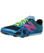 New Balance Mens MMD500v2 Electric Blue Neon Spike Track Shoe Sz 10 D US... - $99.99