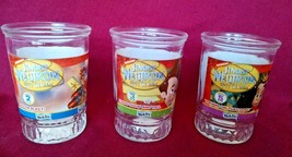 LOT OF (3) Welch's jelly glasses, Jimmy Neutron... - $11.87