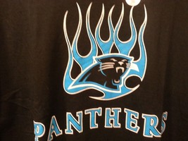 CAROLINA PANTHERS NEW LONG SLEEVE  T Shirt NFL  NEW SHIRT WITH TAGS LICE... - $21.99