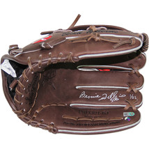 Bernie Williams Signed Rawlings Embroidered Fielding Glove (LE of 51) - $935.00