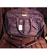 American Tourister Laptop Briefcase Suit Casual Shoulder-Bag Navy - $19.99