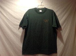 JERZEES 50/50 Heavyweight Amish Country Forest Green T-Shirt XL