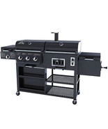 Smoke Hollow 4-in-1 Combo Gas & Charcoal Grill - $559.00