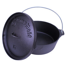 "Campmaid 12"" Dutch Oven  6-7 Quart - $70.04"