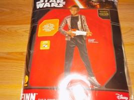 Size Medium 8-10 Rubie's Disney Star Wars Finn Halloween Costume Jacket ... - $35.00