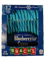 Brach's Blueberry Flavored Candy Canes - $6.44