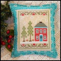 Snow Place Like Home Part 2 cross stitch chart Country Cottage Needleworks  - $5.40