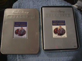 WALT DISNEY TREASURES TV MEMORIES 1956-1965 2 D... - $69.05