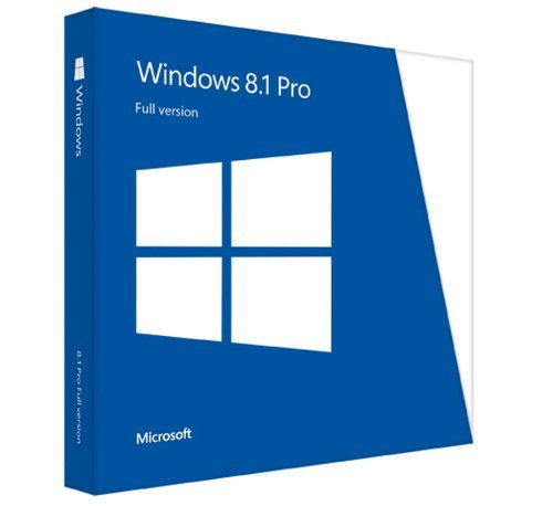 Windows 8.1 Professional Product License Key for 32 or 64 bit