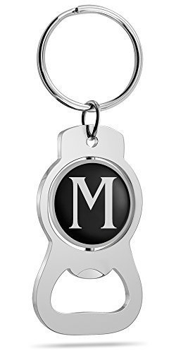 Primary image for Epic Products Monogram 'M' Keychain Bottle Opener, Multicolor by Epic Products