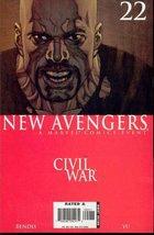 NEW AVENGERS #22 CW - $2.27