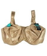 Bali Womens DF 3562 Nude Underwire Wide Strap Comfort Minimizer Bra Size... - $36.21