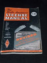 1974 ARRL American Radio Relay League Radio Amateur License Manual 74 Ed... - $9.18