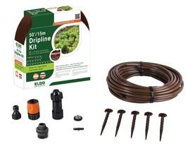 ELGO 50' Drip Line Kit (ELDP15) - $26.95