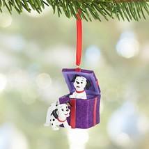Disney Parks 101 Dalmatians Puppy Figural Ornament - Mickey Mouse Disney... - $29.60