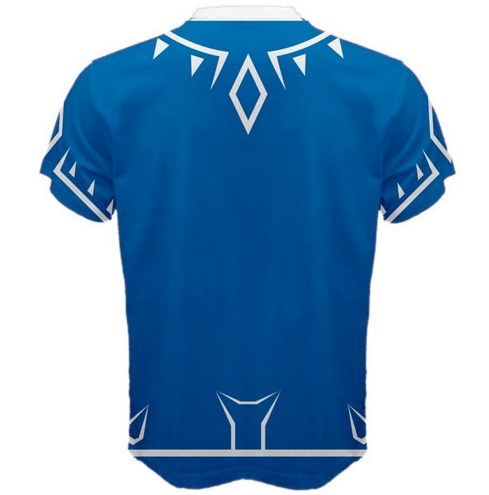 Link Tunic Breath of the Wild Mens T Shirt XS-3XL - MADE TO ORDER