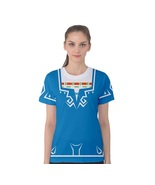 Link Tunic Breath of the Wild Womens T Shirt XS-3XL - MADE TO ORDER - $28.99+