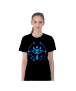Sheikah Slate Stone Womens T Shirt XS-3XL - MADE TO ORDER - $28.99+