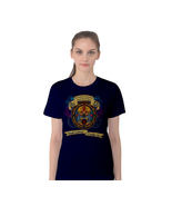 Carnival Of Time Womens T Shirt XS-3XL - MADE TO ORDER - $28.99+