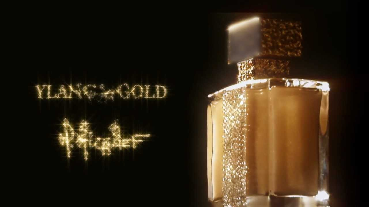 M.Micallef Ylang in Gold - 10ml, 15ml, 20ml, 30ml (Decanted Version)