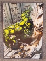 Marvel Avengers The Hulk vs Chitauri Glossy Print 11 x 17 In Hard Plasti... - $24.99