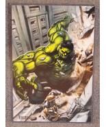 Marvel Avengers The Hulk vs Chitauri Glossy Print 11 x 17 In Hard Plasti... - $24.99