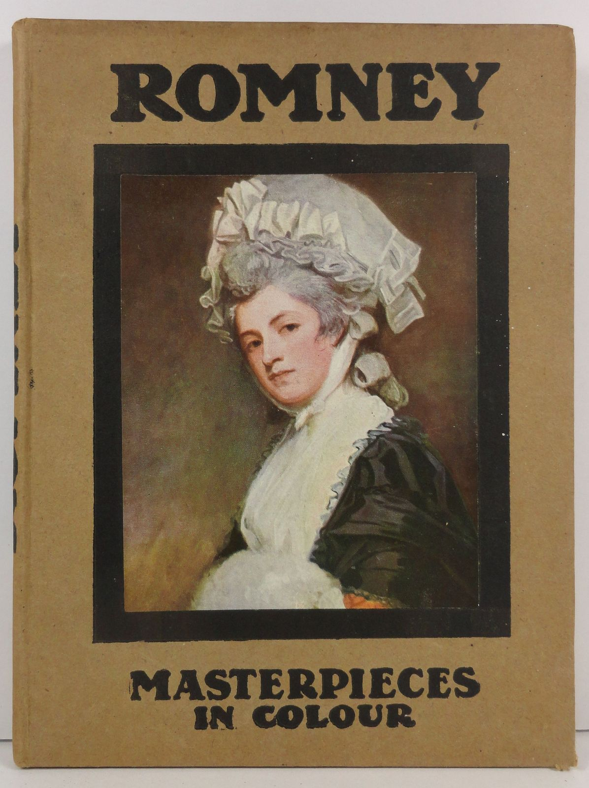 Romney Masterpieces in Colour by C. Lewis Hind