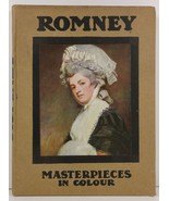 Romney Masterpieces in Colour by C. Lewis Hind - $7.99